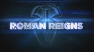 Roman Reigns Entrance Video