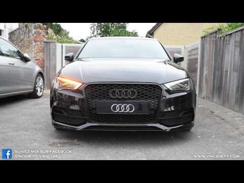 Audi A3/S3 (8V) - ENABLE & DISABLE US LIGHTS BLINKER LED BEAM WITH MMI