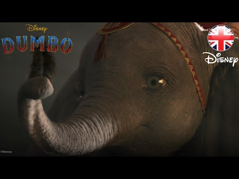 A young elephant, whose oversized ears enable him to fly, helps save a struggling circus, but when the circus plans a new venture, Dumbo and his friends discover dark secrets beneath its shiny veneer