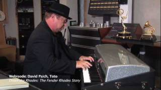 Down The Rhodes Webisode <b>David Paich</b>