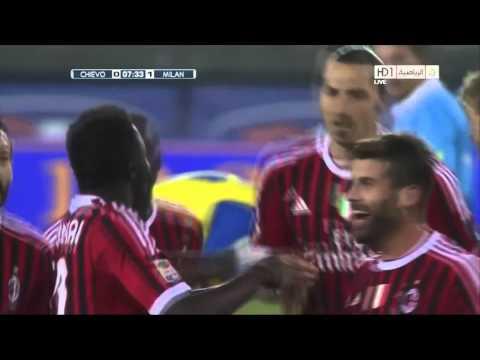 AC Milan Goodbye Sulley Muntari