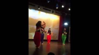 Debasmita Bhattacharya Performing Ja Ja Pherari Mon 05 10 11