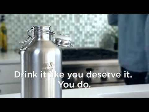 How to Use Your Klean Kanteen Growler