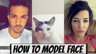 How To Model Face