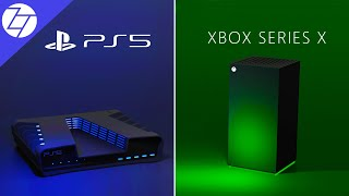 PS5 vs Xbox Series X (2020) – CPU, GPU & Graphics!