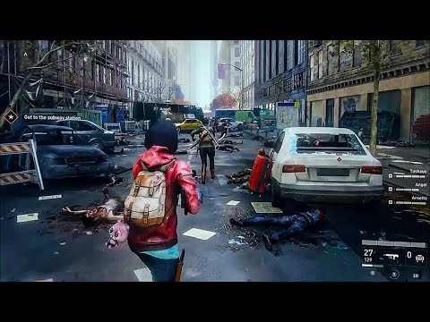 TOP 5 NEW Upcoming ZOMBIE Games of 2019   PC, PS4 & XBOX ONE