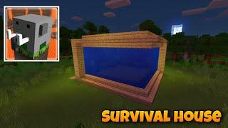 Craftsman: Building Craft - Survival House Tutorial - Gameplay Part 3