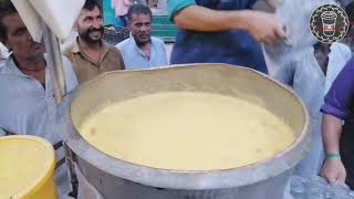 Ramzan Special Sharbat Preparing for thousands people for Iftar Street Food Love India