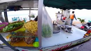 Таиланд глазами туриста  Паттайя январь 2018  Морепродукты