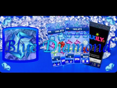 Video of Blue Diamond Slot Machine