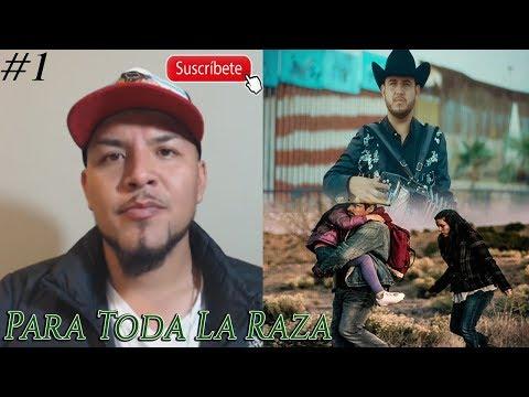 Calibre 50 - El Corrido de Juanito - Reaccion al Video | El pelon de Chicago