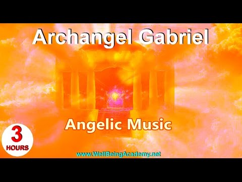 Download 05 - Angelic Music - Archangel Gabriel HD Mp4 3GP Video and MP3