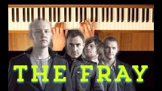 The Fray (All At Once) [Piano Tutorial Easy]