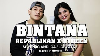 Bintana - Repablikan Part 2 Mashup Cover By Sevenjc and ICA