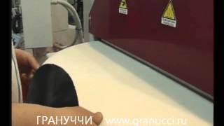 Дублировочный пресс с поворотным столом Sabal M 107 P