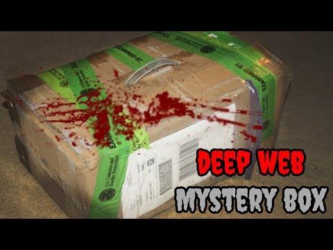DARK WEB MYSTERY BOX