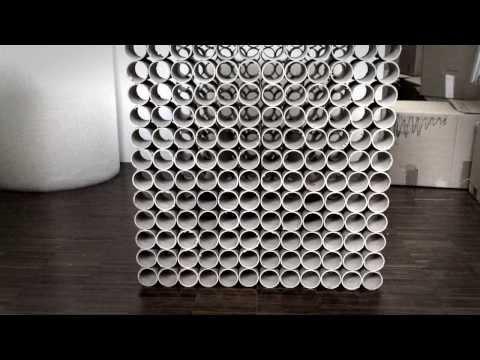 TU B Architect  - 2013-11-14 - arredi con materiale di recupero