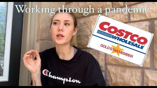 What it's like working at Costco through a pandemic