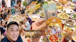YEP 2018 ATÔ   BỐC BAO LÌ XÌ HÊN XUI (Year End Party 2018 - Ekip A Tô Film Group)