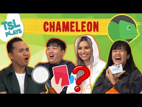 TSL Plays - Chameleon (ft. Tabitha Nauser)