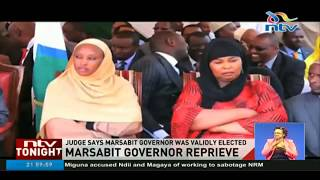 Judge says Marsabit governor was validly elected