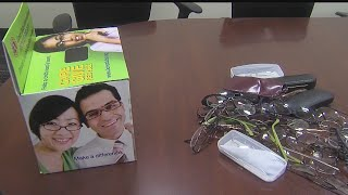 Youngstown Lions Club collecting donated glasses for people in need