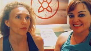 Vivianne Barry discusses Pelvic Floor Strength Sexy Yoga Workshops