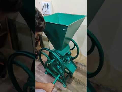 Hand Operated Coffee Pulper