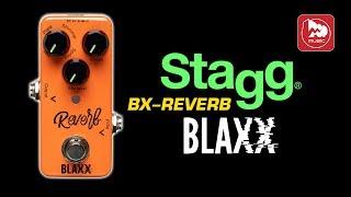 Гитарный ревер STAGG BX-REVERB - одна из самых доступных педалей