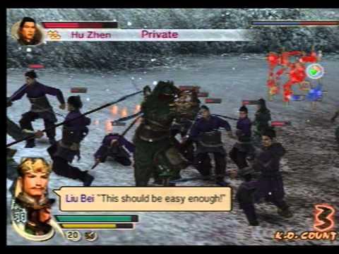 Dynasty Warriors 5 Playstation 2
