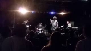 STEREOLAD  -  !!!(chk chk chk) doing StereoLab covers - The Cats Cradle - May 2016