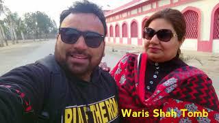 preview picture of video 'Ride with Bride ( Tour De SheikhPura )'