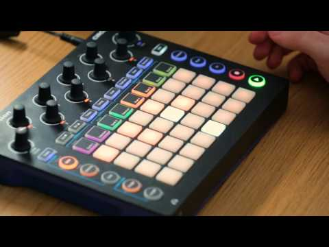 NOVATION Circuit Produkční stanice