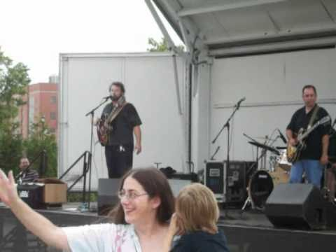 Fat Bastard Blues Band. 23rd Bull Durham Blues Festival Sept 11, 2010.mp4