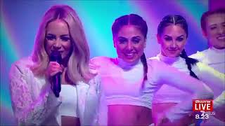 Samantha Jade   Bounce (Sunrise Live Performance)