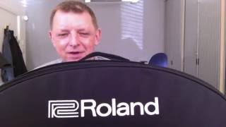 Roland Aerophone AE-10. A closer look