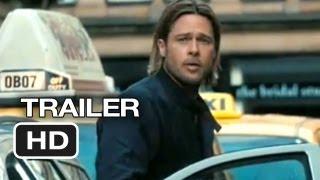 World War Z Official Trailer 1 2013  Brad Pitt Movie HD