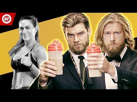 Gym Stereotypes Buff Dudes | Gym Gentlemen Ep. 1 (видео)
