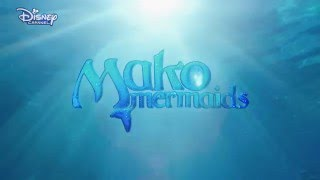 Mako Mermaids | Theme Song | Official Disney Channel UK