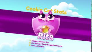 Welcome Rita from Cookie Cats Pop