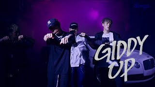 Jay Park - GIDDY UP (with Sik-K, HAON, pH-1 & Woodie Gochild) (Prod. GroovyRoom)