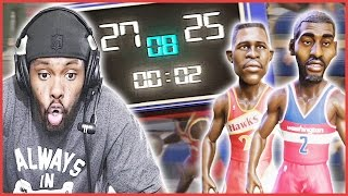 NBA Playgrounds Tournament Ep.5 - LAST SECOND NAIL BITER!!
