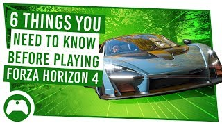 6 Things You Need To Know Before Playing Forza Horizon 4