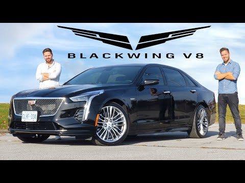 External Review Video Md9HhzIAzLg for Cadillac CT6 Sedan