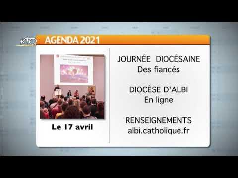 Agenda du 12 avril 2021