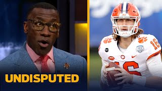 Shannon reacts to Trevor Lawrence's response to perceived lack of motivation | NFL | UNDISPUTED