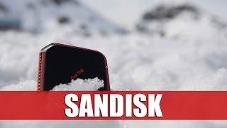 Werbung: SanDisk Connect Wireless + Extreme 510 Portable SSD Vorstellung | Allround-PC.com