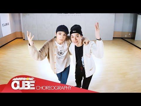 우석x관린wooseokxkuanlin 별짓im A Star Choreography Practice Video