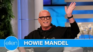 Howie Mandel Opened Up for Diana Ross