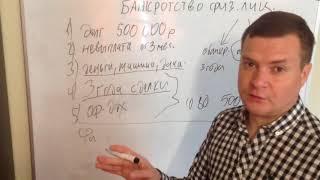 Сам себе юрист ч.10 Вся правда о банкротстве физ. лица